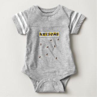 Biene fantastisch baby strampler