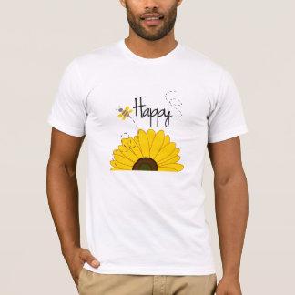 Biene glücklich! T-Shirt