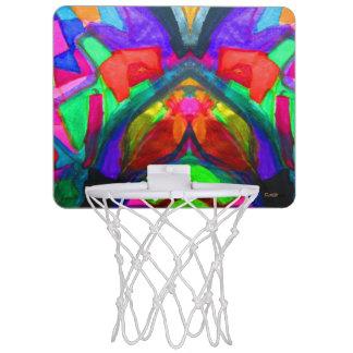 Biene Mini Basketball Netz