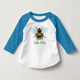 Bienen-freies KinderShirt T-Shirt