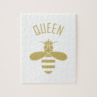 Bienenkönigin Puzzle