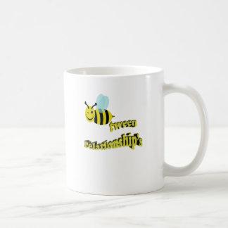 Bienentween-Beziehungen Tasse