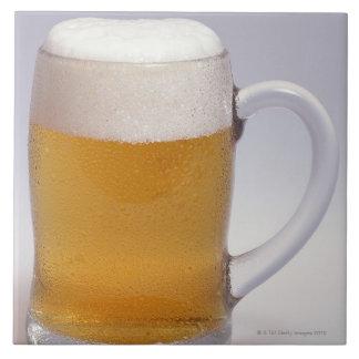 Bier 3 große quadratische fliese