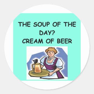 BIER-Suppe