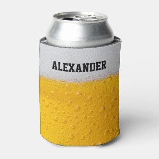 Bier-Tasse personifizieren Dosenkühler