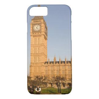 Big Ben im London-Andenken-Foto iPhone 8/7 Hülle