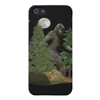 Bigfoot-Einzelteile iPhone 5 Hülle