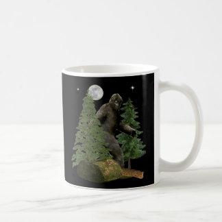 Bigfoot-Einzelteile Tasse