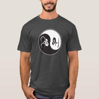 BIKE-SKI YIN-YANG T-Shirt