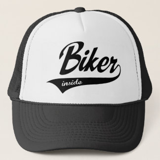 biker truckerkappe