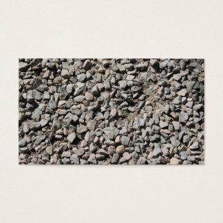 Bild der kleinen Steine Visitenkarte