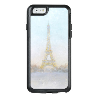 Bild des Aquarell-| von Eiffel Towe OtterBox iPhone 6/6s Hülle