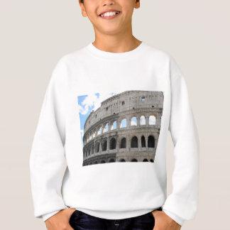 Bild des römischen Colosseum - des Colosseo Sweatshirt