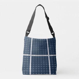 Bild einer SolarPowerplatte lustig Tragetaschen Mit Langen Trägern