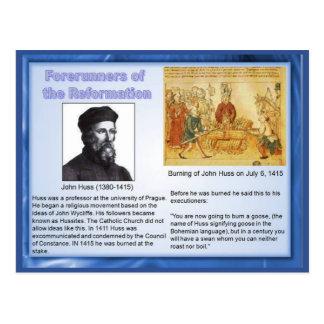Bildung, Religion, Foreunners der Verbesserung Postkarte