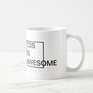 Billiger CSS ist FANTASTISCHE TASSE