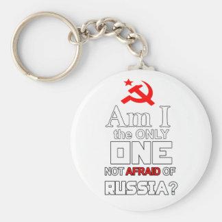 Bin ich das einzige, das von Russland nicht Schlüsselanhänger