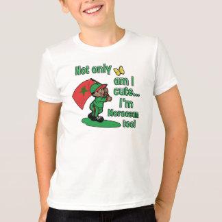 Bin nicht nur ich ich bin marokkanisch auch T-Shirt