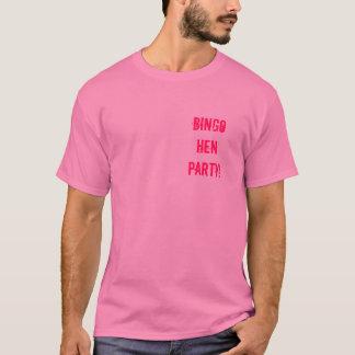 Bingo-Henne-Party! T-Shirt