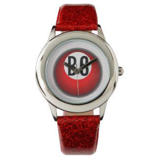 Bingo-Tier-Uhr Armbanduhr