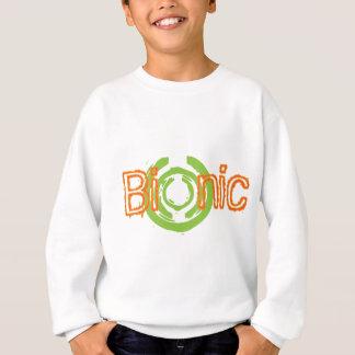 Bionic nervöse Logo-T-Shirts und Geschenke Sweatshirt