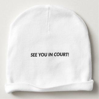 Bis vor Gericht - Beanie Babymütze