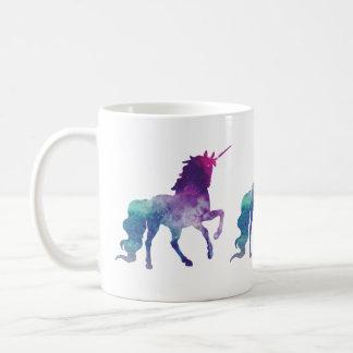 Bisexuelles Einhorn Kaffeetasse
