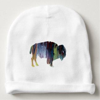Bison Babymütze