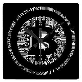 Bitcoin - das Internet des Geldes Uhren