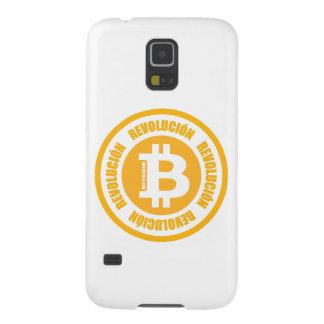 Bitcoin Revolution (spanische Version) Samsung S5 Cover