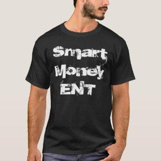*Black* intelligentes Geld HNO T-Shirt