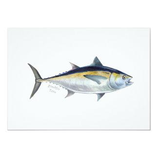 Blackfin Thunfischeinladung 12,7 X 17,8 Cm Einladungskarte