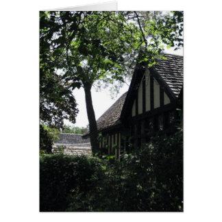 Blank_Old Mühle Karte