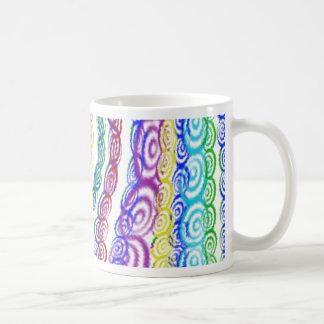 Blasen-Steigen Kaffeetasse