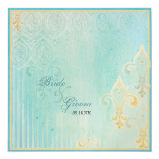 Shop Zazzle's selection of damask wedding invitations for your special day!