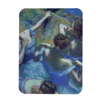 Blau-Tänzer Edgar Degass |, c.1899 Magnet
