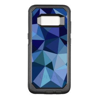 Blaue Dreiecke OtterBox Commuter Samsung Galaxy S8 Hülle