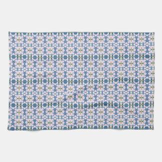 Blaue Hyazinthe Handtuch