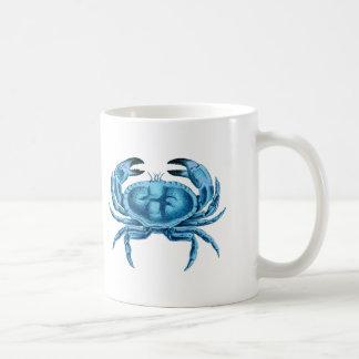 Blaue Krabben-Küste Tasse