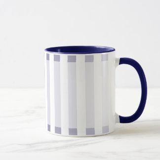Blaue Schatten Tasse
