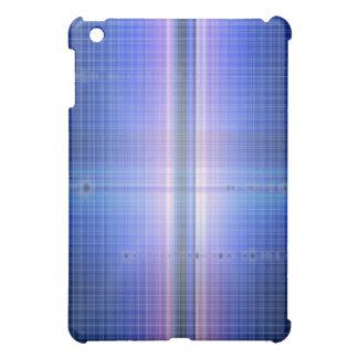 Blauer karierter Ipad Kasten iPad Mini Hülle