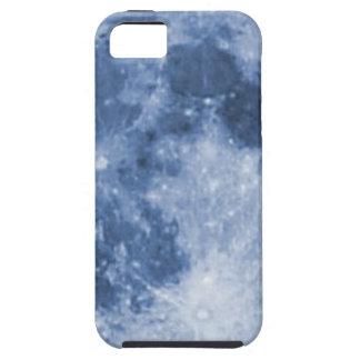 blauer Mond iPhone 5 Etuis