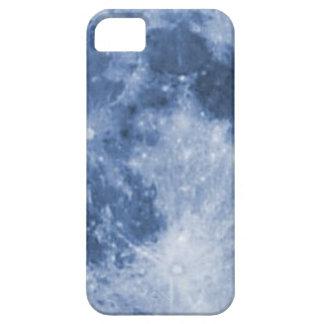 blauer Mond iPhone 5 Hülle