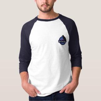 Blauer Raben-Stout - Raglan-T-Shirt T-Shirt