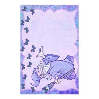 Blauer Zauberer stationär Briefpapier