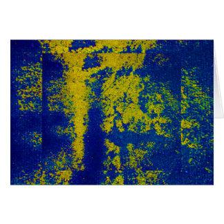 Blaues Gold III