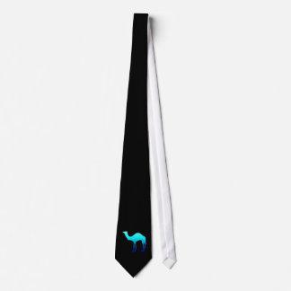 Blaues Kamel Krawatte