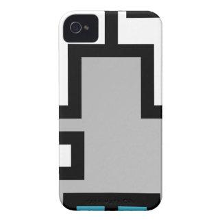 Blaues Schloss Case-Mate iPhone 4 Hülle