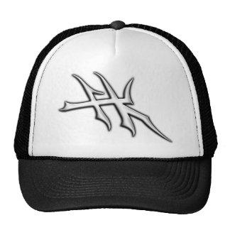 Blayde Symbol (Chrom) Netzmützen