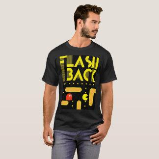 Blitzlicht Back Pac Man T-Shirt